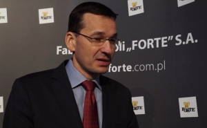 M. Morawiecki: branża meblarska to perła polskiej gospodarki